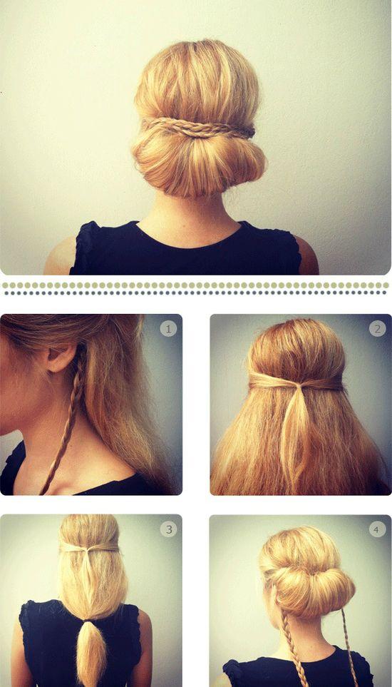 Csináld magad: nyári frizurák