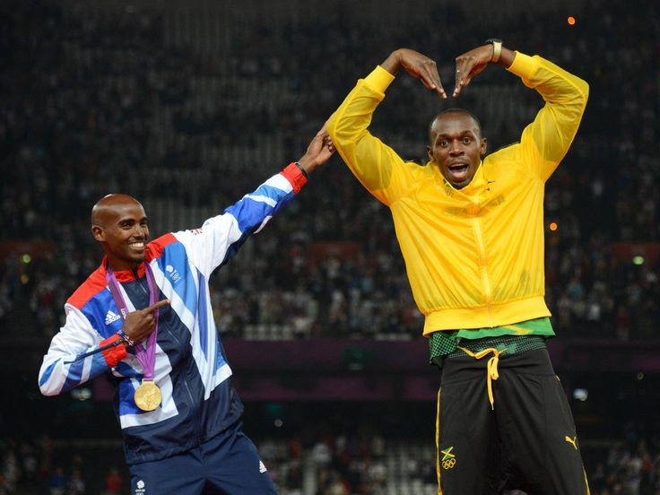 Usain Bolt accepts challenge from Mo Farah to race over 600 metres