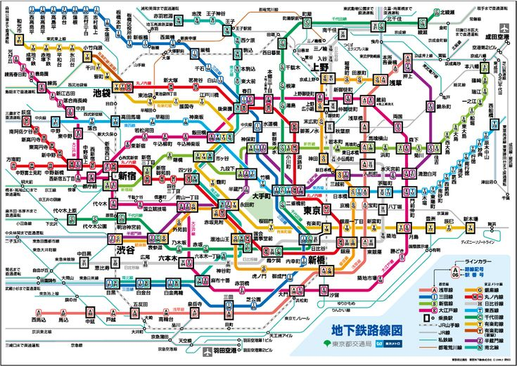 Tokyo, No worries and Maps on ...
