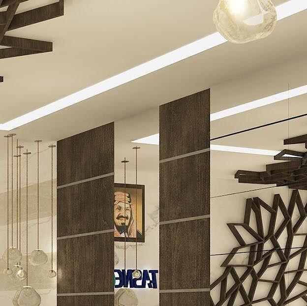 New The 10 Best Home Decor With Pictures تصميم صالة استقبال لشركة تصنيع الرياض Design Jubail Archlinear Architecture D Home Decor Room Divider Decor