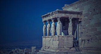 Athens, Acropolis, Acropolis In Athens