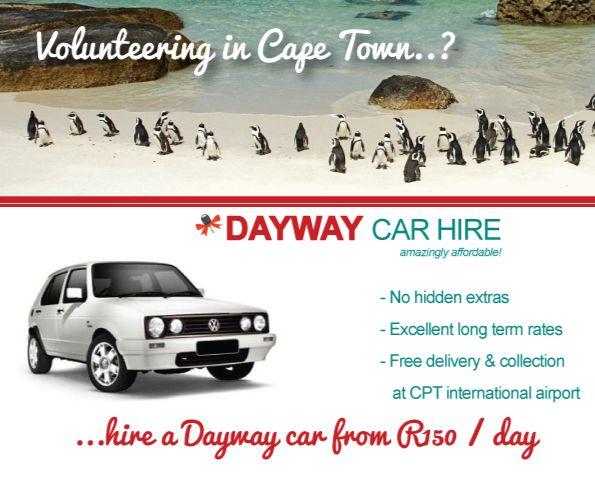 DAYWAY CAR HIRE | Luna Graphic & Web Design - car brochure