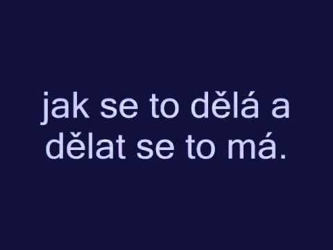 Čejka band - Večerníček pro dospělé (text)