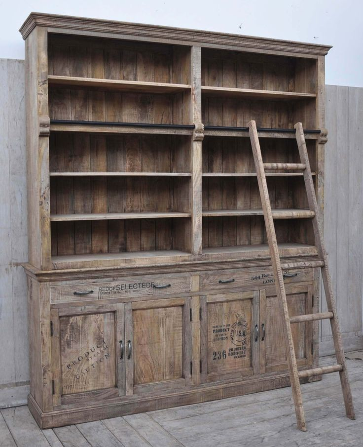 PROVENCE OPEN FACED CABINET