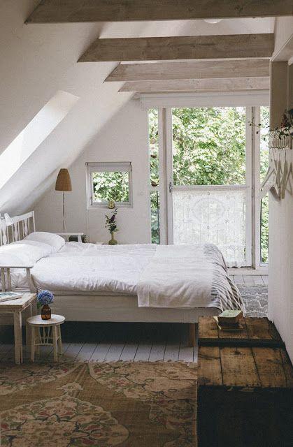 decordemon Raw cottage in Southern Sweden KREIDEFARBE