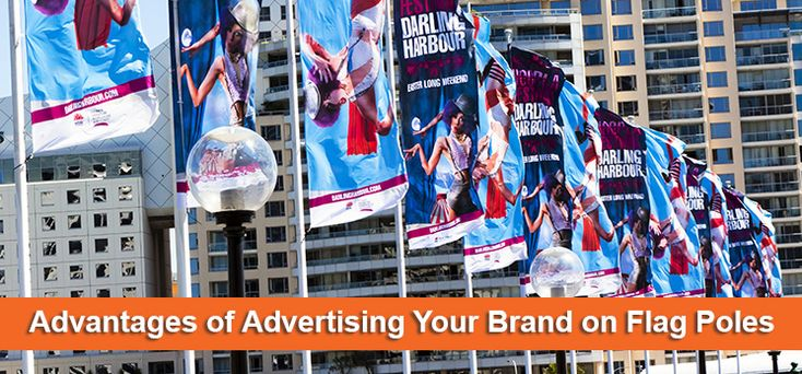 Advertising is all about unconventional and modern ways of attracting your target audience. Raise the bar with Shura's Flagpole advertising. #ShuraAdvertising #ShuraFlagpoleAdvertising