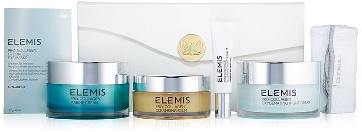 ELEMIS Marine Dream Kit Discover the extraordinary, clinically proven effects of our world famous pro-collagen  Read more http://cosmeticcastle.net/elemis-marine-dream-kit/  Visit http://cosmeticcastle.net to read cosmetic reviews