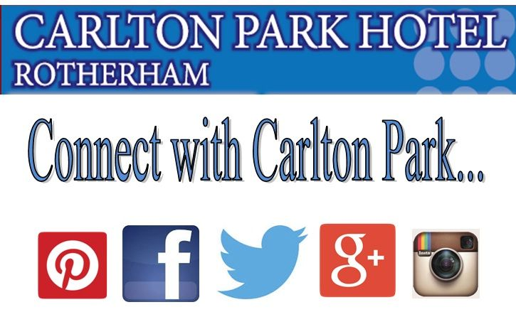 Connect with Carlton Park Hotel on all of these social media pages!