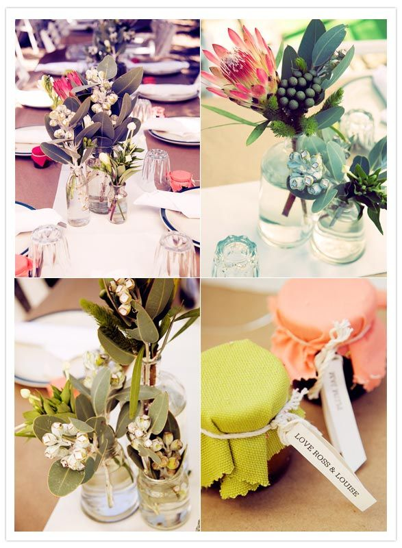 Proteas. Possible table decor