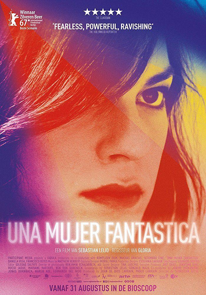 Fantasticna Zena Una Mujer Fantastica 2017 Filmes Online