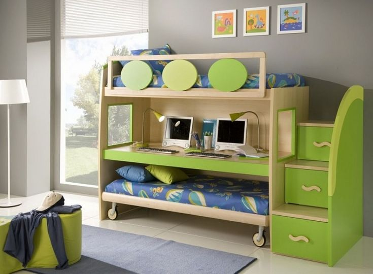 Childrens Storage Beds For Small Rooms 205 best bunk beds images on pinterest | lofted beds, 3/4 beds and