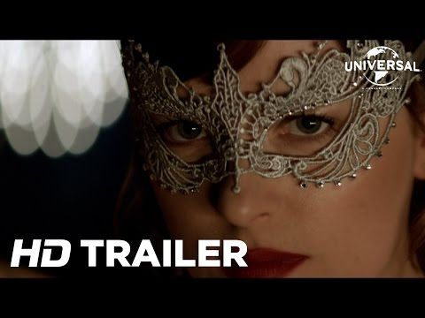 Fifty Shades Darker Official Trailer (2017) Dakota Johnson Movie HD - YouTube