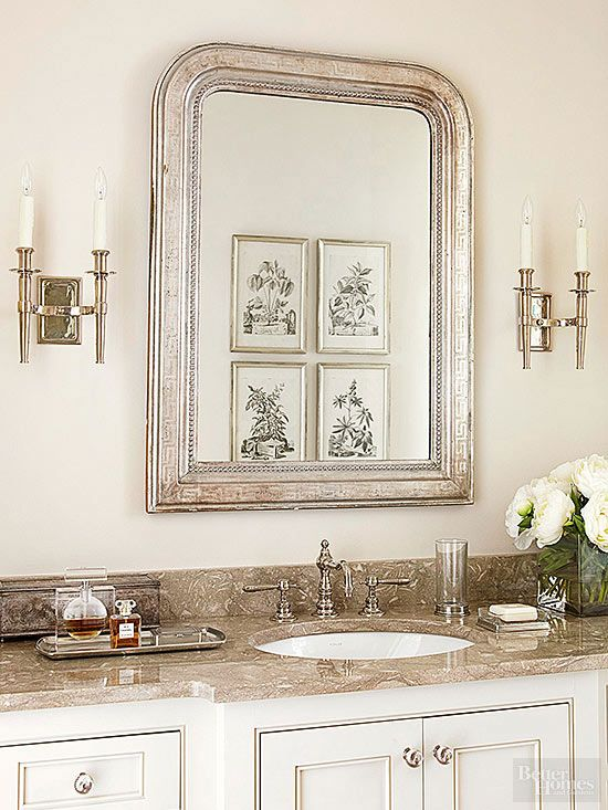 These beautiful bathroom countertop ideas will give you motivation and inspiration to remodel your bathroom. Look at these different styles and ideas that would look great in any bathroom.