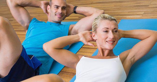 Esercizi per pancia piatta e fianchi: quali fare