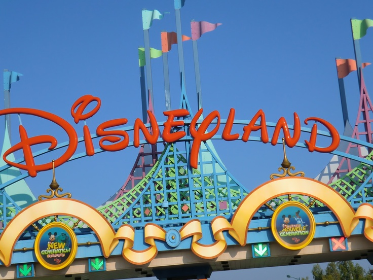 Go to Paris Disney :)