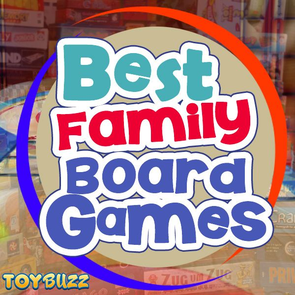 Add a little fun to family game night with the best family board games for kids. See choices for kids from toddlers to teens.