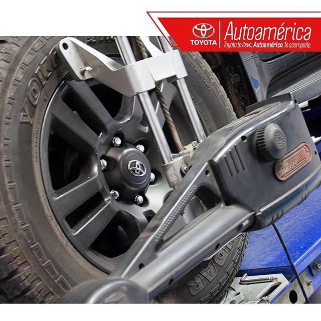Pensamos siempre en tu seguridad, en el mantenimiento periódico de tu #Toyota cada 5.000 kilómetros y garantizamos que tengas unas llantas en excelente estado, por eso, elígenos siempre. #Mantenimiento .  #Autoamérica Visita: www.autoamerica.com.co  #ToyotaesToyota #Autoamérica #100%Toyota #Toyotero #Toyotalover #OffRoad #TeamToyota #ToyotaNation #Toyoteros #4x4 #Toyota