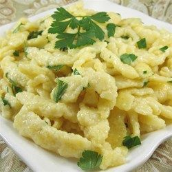 German Spaetzle Dumplings - Allrecipes.com