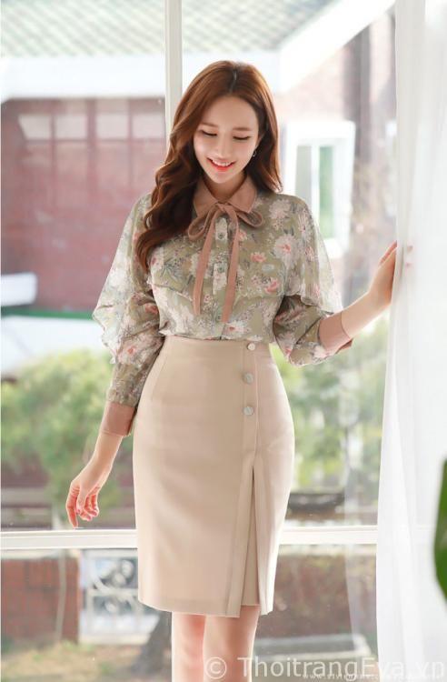 Cập Nhật 12 Mẫu Chân Váy Bút Chì Kiểu Mới Hè 2017 Cực đẹp Thông
