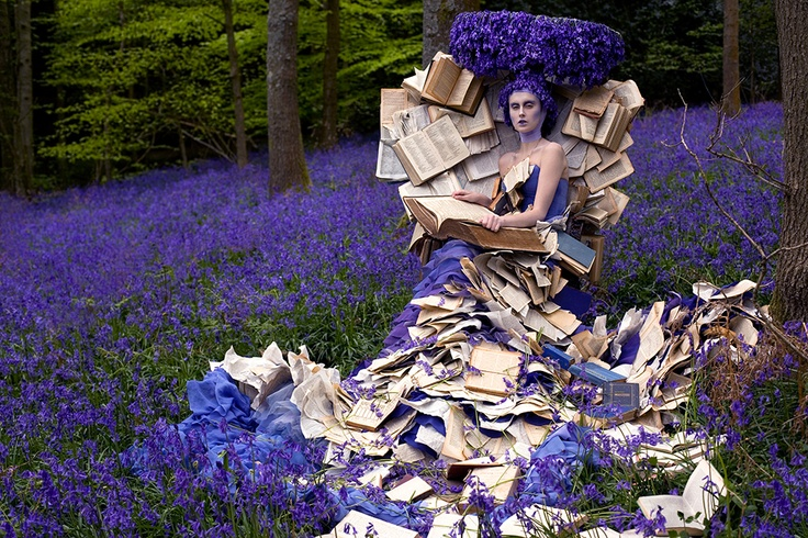 The Storyteller by Kirsty Mitchell