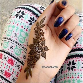 "3,778 Likes, 7 Comments - First And Original Henna Page (@hennainspire) on Instagram: ""Henna @hennabymlk"""