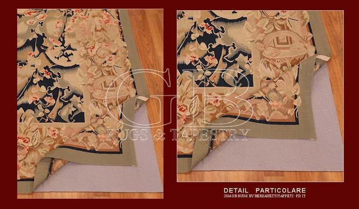 Antiscivolo tappeti, da usare al posto della rete antiscivolo per conservare i tappeti antichi, i tappeti Kilim ed i tappeti Aubusson_141409464419