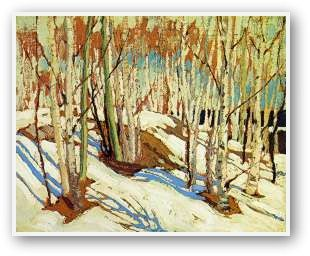 Tom Thomson - Early Spring