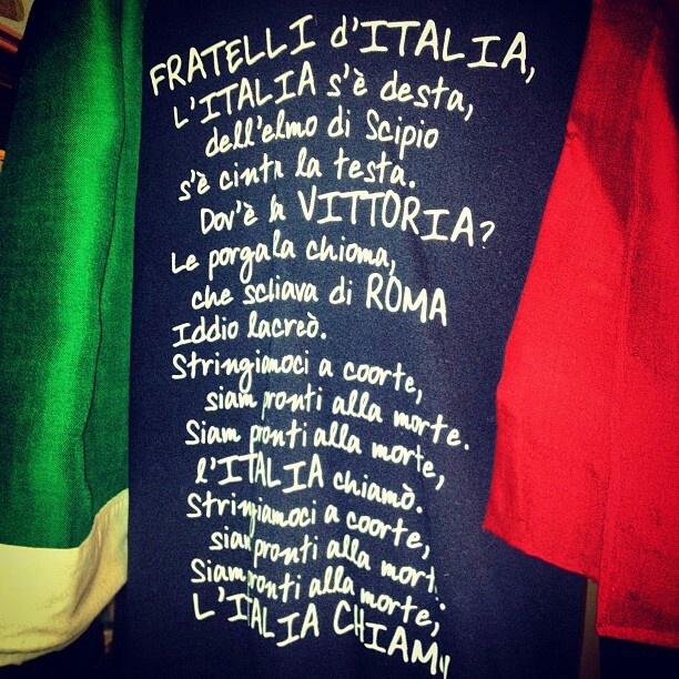 L'Inno Italiano