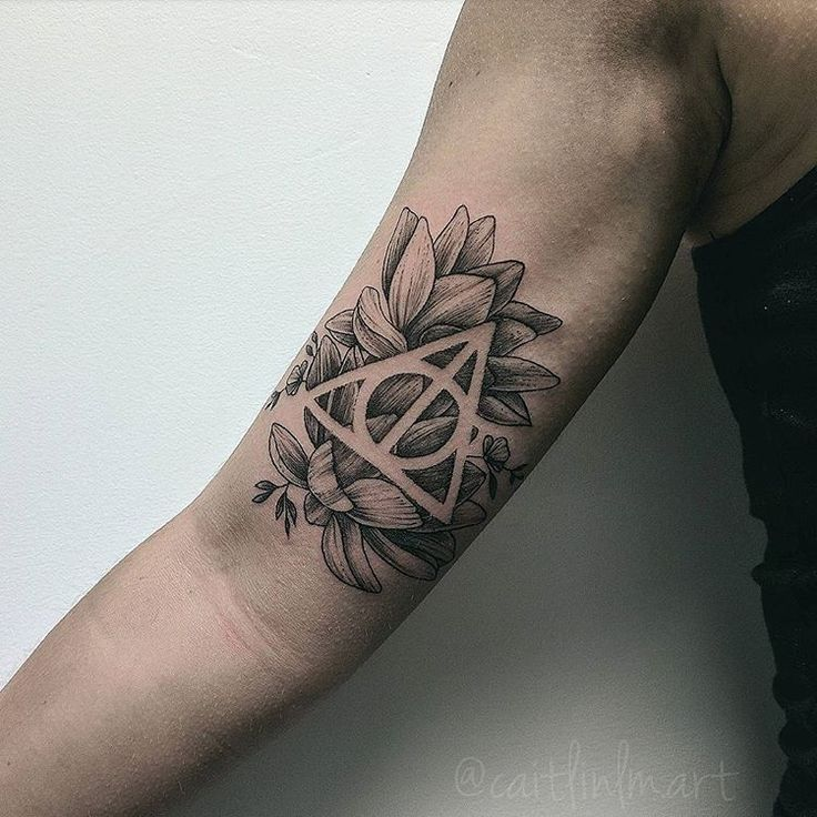 512 best images about unique tattoo ideas for women on for Unique harry potter tattoos