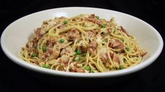 Jeff R., Elkhorn, requested the recipe for chicken carbonara from a Buca di Beppo restaurant in St. Paul, Minn.