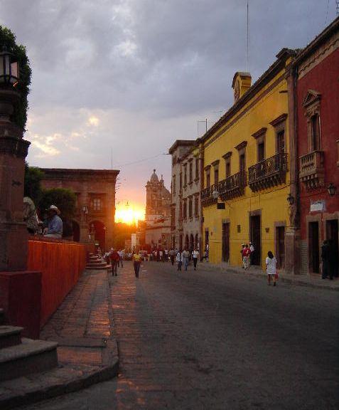 san miguel de allende, #Mexico