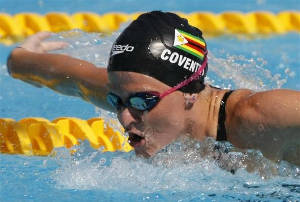 "IOC member Kirsty Coventry - ""We will catch dope cheats"""