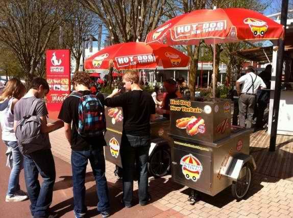 Location de stand Hot Dog à Marseille | Réservez cette offre sur GoReception
