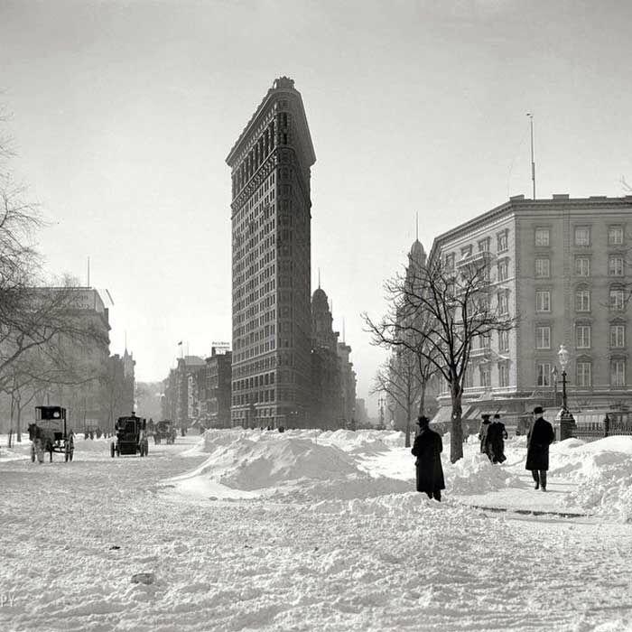 New York City 1903