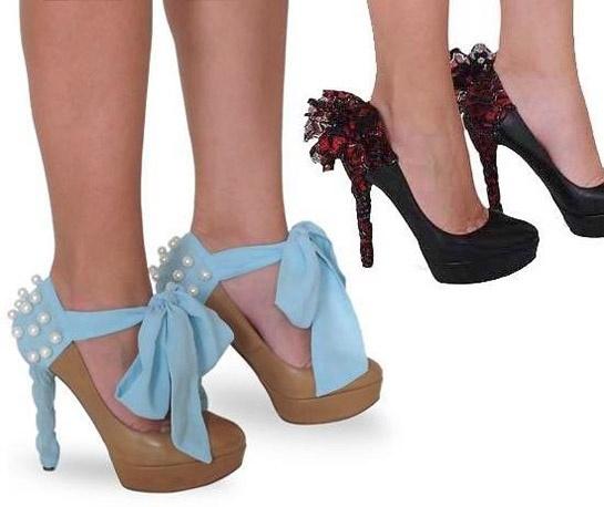Фото - Мода - Оригинальные украшения для обуви или как обновить старую обувь.  #shoes #靴 #Schuhe #鞋 #जूते #נעליים #zapatos #обувь #sapato #scarpa #구두