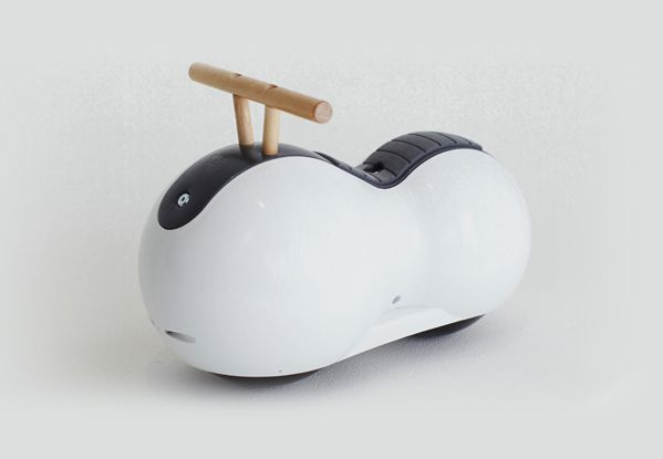 SPHEROVELO: Modern Children's Bike