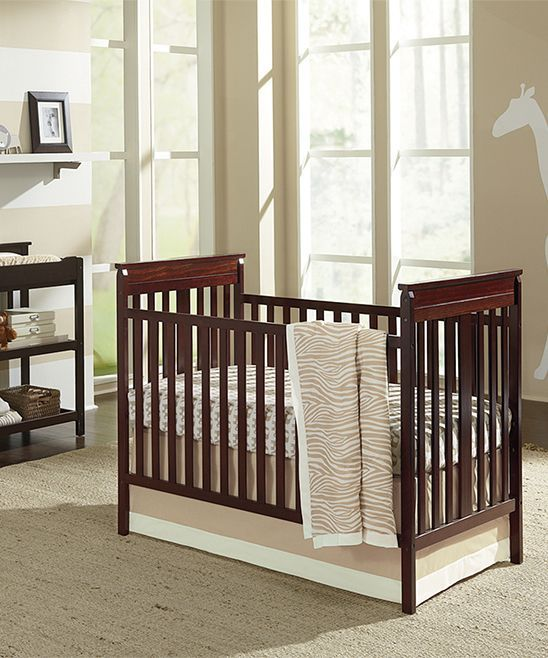 Zahara Three Piece Crib Bedding Set Crib Sets Crib