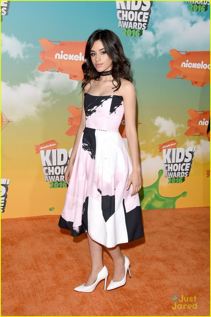 Fifth Harmony Rock The Kids Choice Awards 2016 Orange Carpet: Photo #940991. Fifth Harmony slays the orange carpet at the 2016 Kids' Choice Awards held at The Forum in Los Angeles on Saturday afternoon (March 12).    The ladies — Camila…