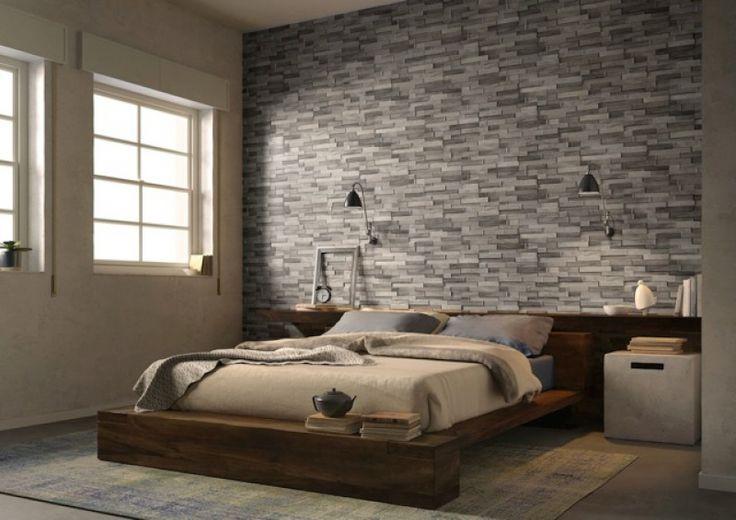 Wood Block Oak Effect Wall Tiles Create A Textured