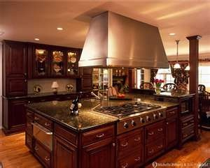 Classic Luxury Kitchen Design Lake Home Pinterest
