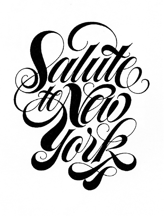 Tony forster love this font style typography we