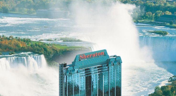 泊ってみたいホテル・HOTEL|カナダ>ナイアガラフォールズ>ナイアガラの滝の景色が自慢のホテル>シェラトン オン ザ フォールズ(Sheraton on the Falls)    http://keymac.blogspot.com/2014/11/hotel-sheraton-on-falls.html?spref=tw