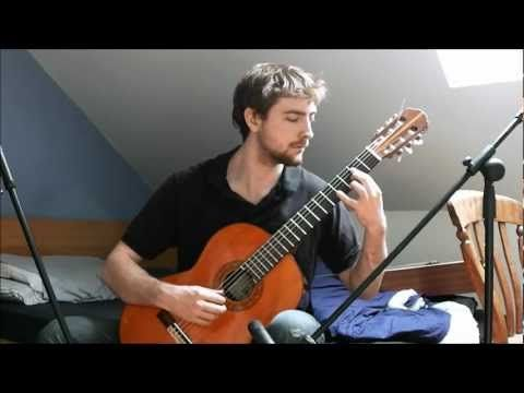 My arrangement of the Shire theme from Lord of the Rings and The Hobbit! I hope you enjoy it, and please watch in HD :). The mp3 can be found here: http://harrymurrell.weebly.com/mp3.html    The tab can be found here: http://harrymurrell.weebly.com/other-tabs.html. Also, considering the difficulty of the piece, I will probably make a tutorial as w...