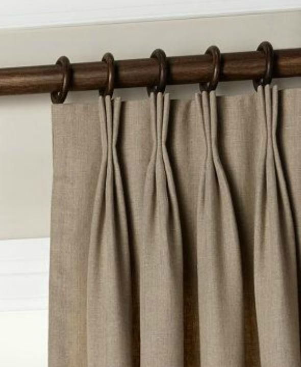 Deep Pleat Tape Drapery Header Tape In 2020 Pinch Pleat Curtains Curtain Tape Pinch Pleat Draperies