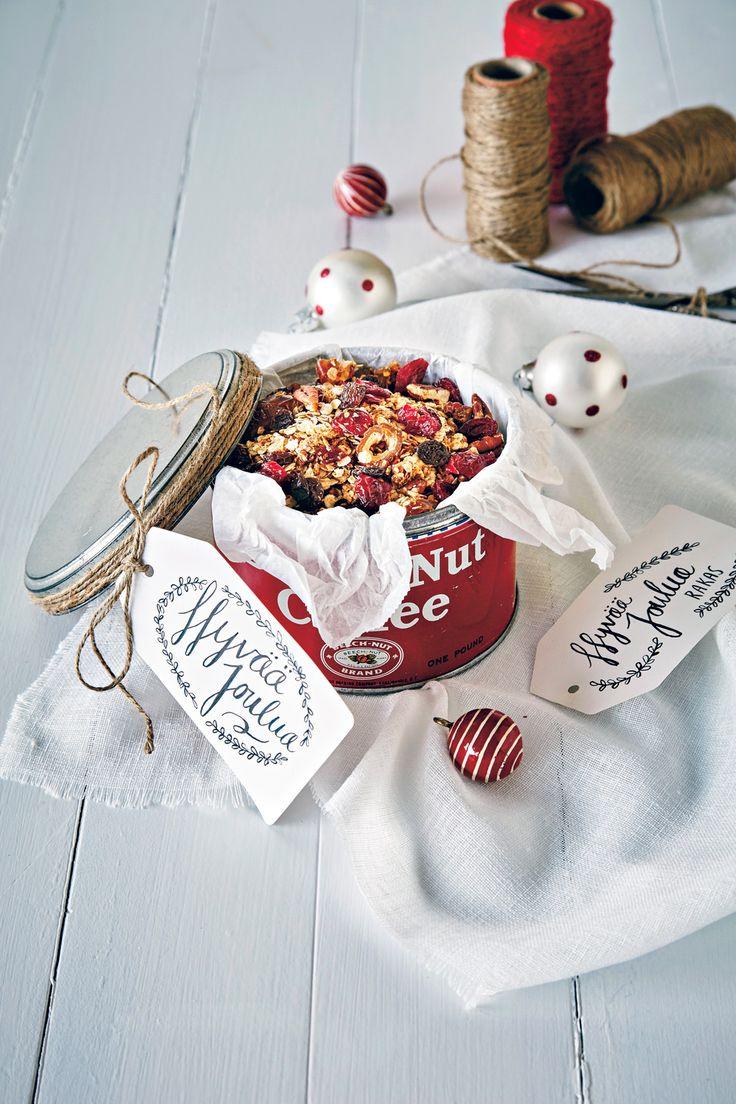 Itse tehty joulumysli | K-ruoka #joulu