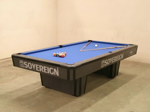 Sovereign Full Size Pool Table Room Dimensions