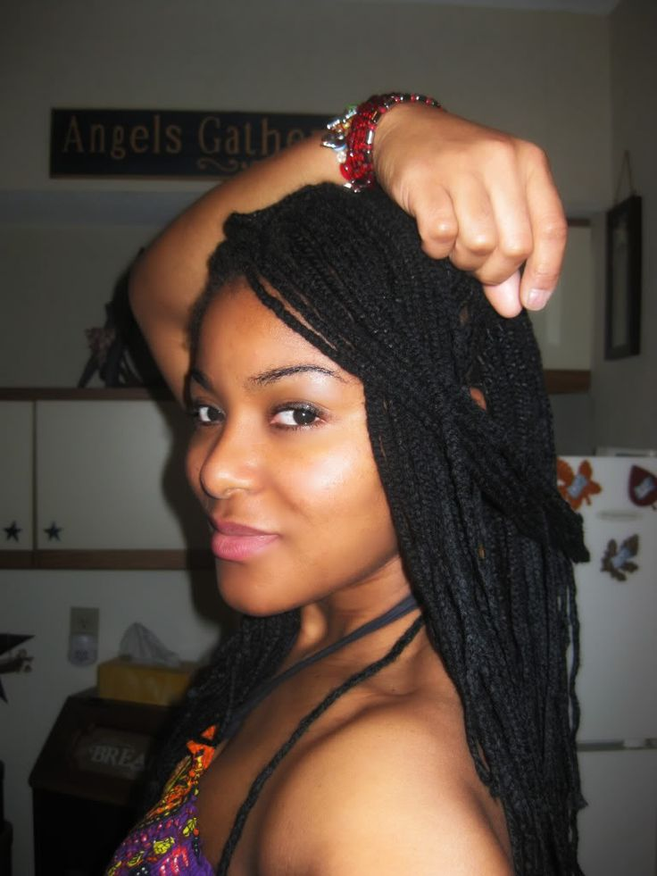 yarn twist dreads wraps