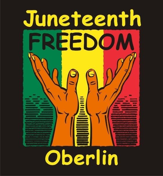 Juneteenth Oberlin 2012 ~  June 16, 2012 ~ Juneteenth or June 19, 1865, is considered the date when the last enslaved persons in America were freed.  Although the rumors of freedom were widespread prior to this, actual emancipation did not come in Texas until June 19, almost two and a half years after President Abraham Lincoln signed the Emancipation Proclamation, January 1, 1863.  Juneteenth symbolizes the end of slavery and the beginning of freedom.  ~ Oberlin, Ohio