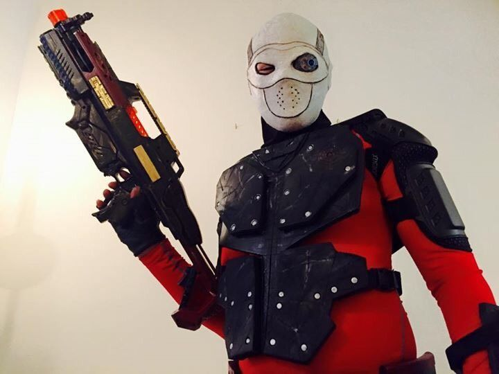In this Instructable you will learn how to make a DeadShot costume from the movie Suicide Squad. If you like this instructable please check out my youtube channel below https://www.youtube.com/channel/UCqoViJqz7ZjADNhR2oO1Ttg