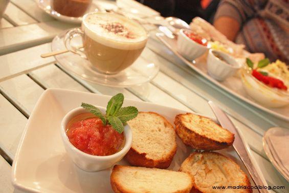 Desayunos tardíos en La Mojigata Madrid by Madrid Cool Blog . com